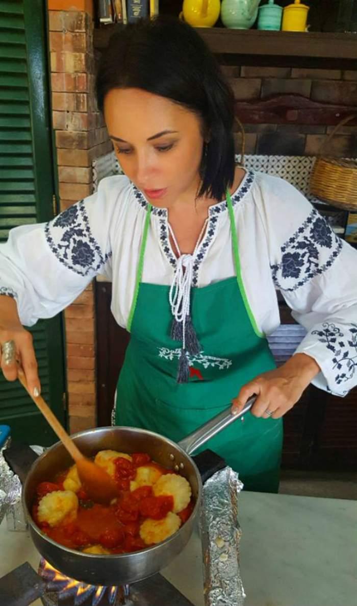 REȚETA ZILEI - DUMINICĂ: Ravioli alla Caprese! O gustare MAMA MIA cu secrete direct din bucătăria italiană, divulgate de Andreea Marin