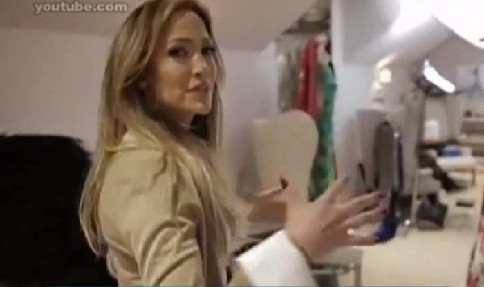 VIDEO / Imagini de INFARCT pentru femei! Am intrat în DRESSING-ul lui Jennifer Lopez