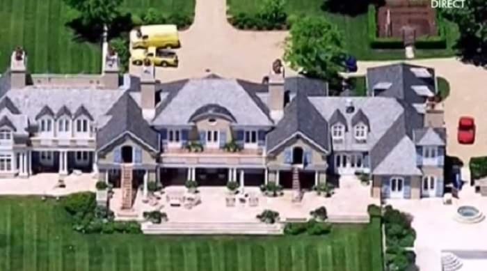 """VIDEO / A făcut oamenii să râdă de cel puțin 13 milioane de euro! """"Palatul"""" lui Jerry Seinfeld nu e glumă"""