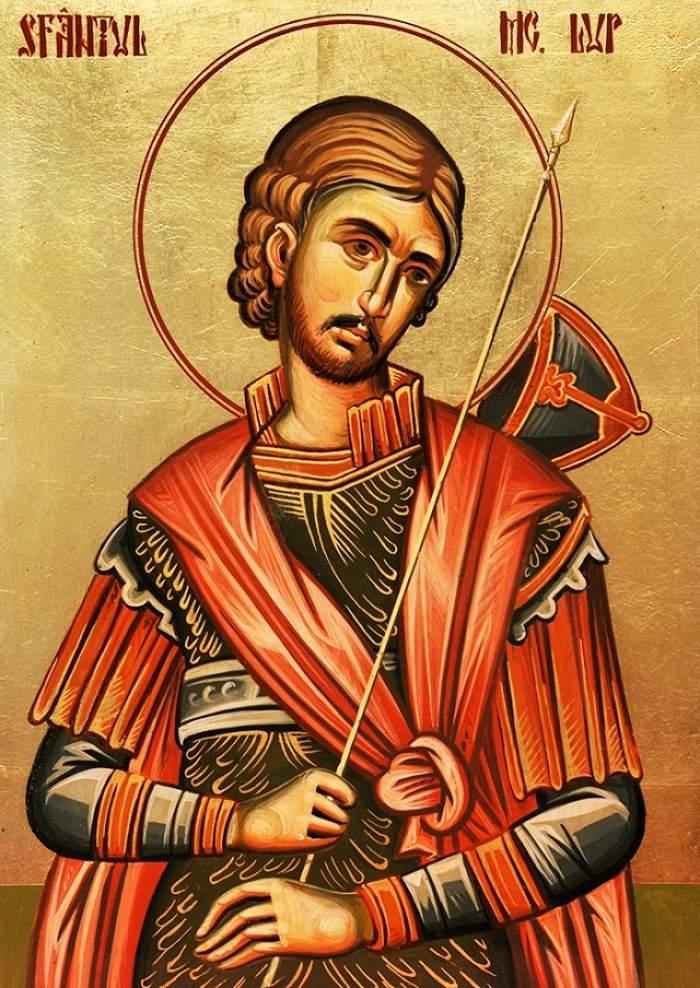 Sărbătoare 23 august! Creştinii îl prăznuiesc pe Sfântul Mucenic Lup - vindecă bolile trupului și ale sufletului