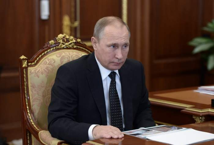 """FOTO /  Alisa Kharcheva, noua iubită a lui Vladimir Putin! Fotomodelul ştie să-l """"încingă"""" pe preşedintele Rusiei"""