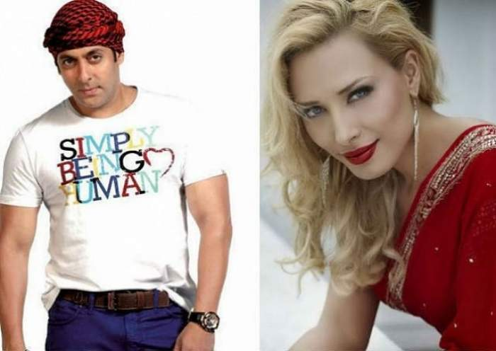 VIDEO / Iulia Vântur nu e singura femeie din viața lui Salman Khan! Şi ele au trecut prin patul lui