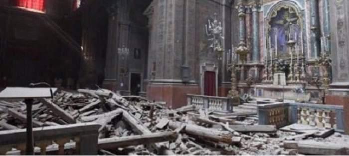 VIDEO / UPDATE CUTREMUR ITALIA: Bilanţul victimelor a ajuns la 250 de morți! Există 18 români daţi dispăruţi, iar cinci au murit