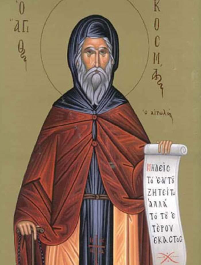 Sărbătoare pentru creştini! Ce sfânt prăznuiesc astazi! A fost ucenicul Sfântului Apostol Ioan şi al Sfântului Apostol Pavel