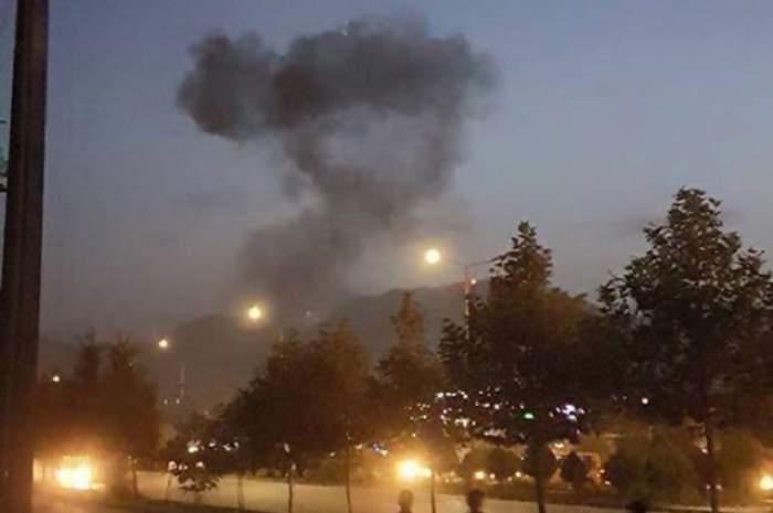 ULTIMĂ ORĂ! Universitatea Americană din Afghanistan, explozii și focuri de arme! STUDENȚII SUNT BLOCAȚI în interiorul clădirii