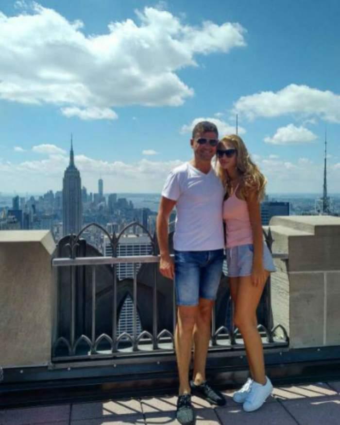 VIDEO & FOTO / Laura Dincă şi Cristian Boureanu îşi trăiesc povestea de iubire în America! Şi nu sunt singuri