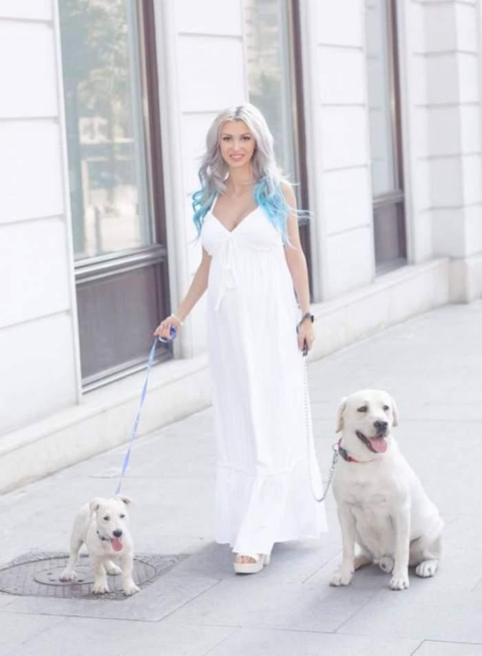 Andreea Bălan şi-a anulat spectacolul de la Media Music Awards din cauza sarcinii! A mers la medic, după care a luat decizia