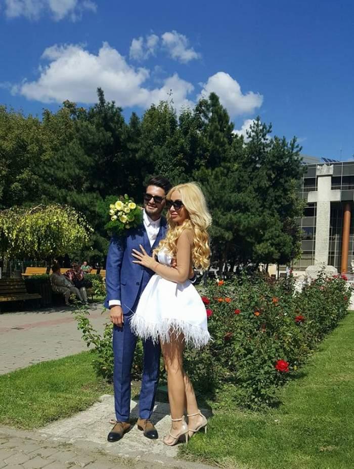 FOTO / Sonia Trifan s-a căsătorit! Imagini de la eveniment