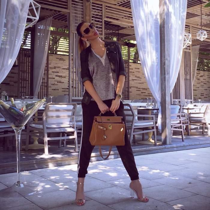 Mai sensibilă ca niciodată! Cum a reacționat Bianca la o plimbare prin mall! Fotografii EXCLUSIVE