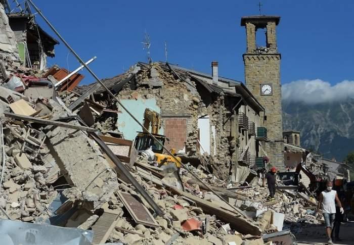Încă un român  a murit în cutremurul din Italia! Bilanțul a ajuns la 11, iar 14 sunt în continuare dispăruți