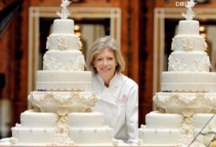 Au avut cele mai frumoase torturi la nuntă! Vedetele care nu s-au uitat deloc la bani când au ales prăjitura perfectă