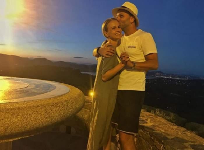 """Mihai Morar a realizat fotografia perfectă în vacanță: """"Din Toscana, cu dragoste"""""""
