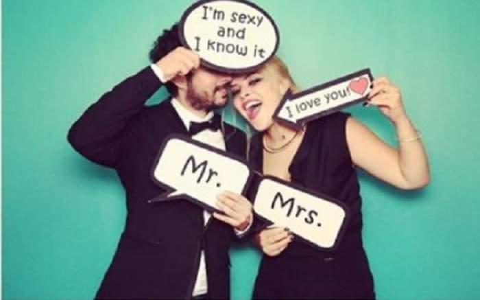 Marius Moga și Bianca Lăpuște au atras toate privirile la nunta lui What's Up! Blonda le-a dezvăluit prietenilor cum îl poreclește pe artist