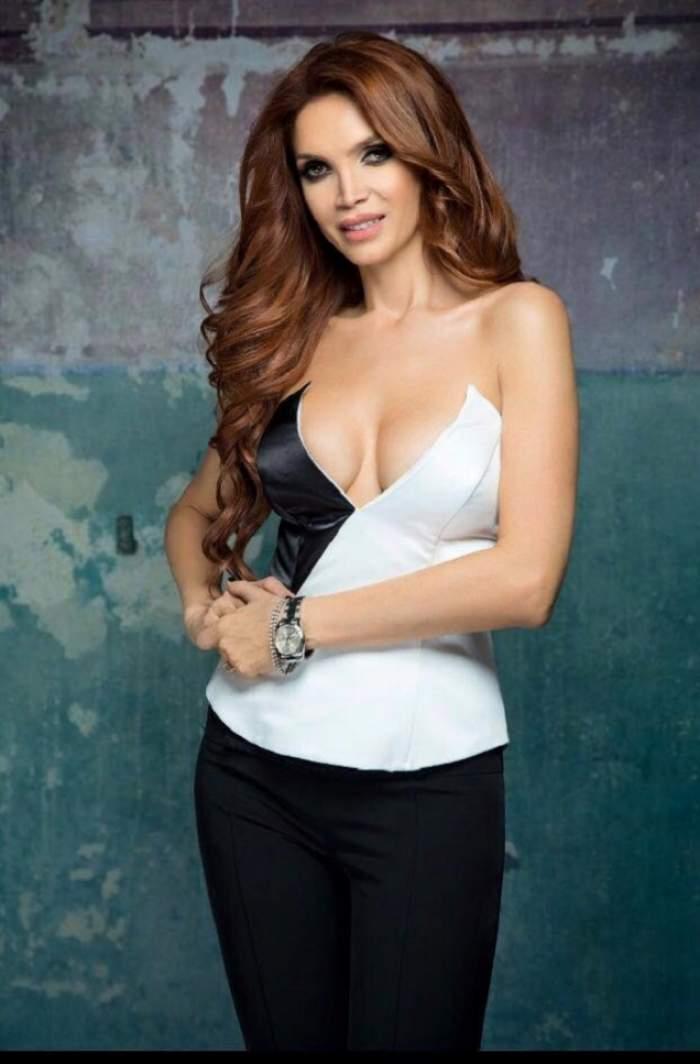 Pe Cristina Spătar o ştie toată ţara, dar iată cum arată sora ei. Este o mămică sexy