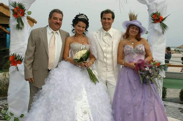 """FOTO / Deea Maxer, schimbare de look pentru aniversarea a 8 ani de căsnicie! """"El mi-a zis că nu mă ia de nevastă"""""""