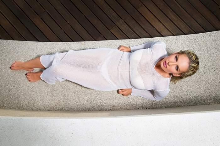 FOTO / Asta e rochia de care Andreea Bănică s-a îndrăgostit! Nu vrea deloc să o mai dea jos