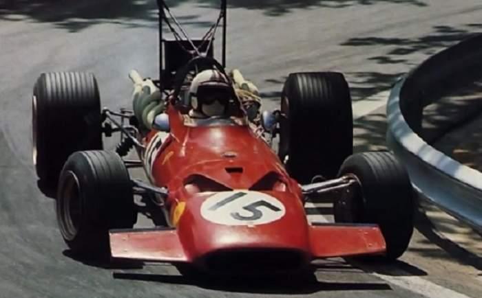 VIDEO / DOLIU în Formula 1! Pilotul Chris Amon a murit