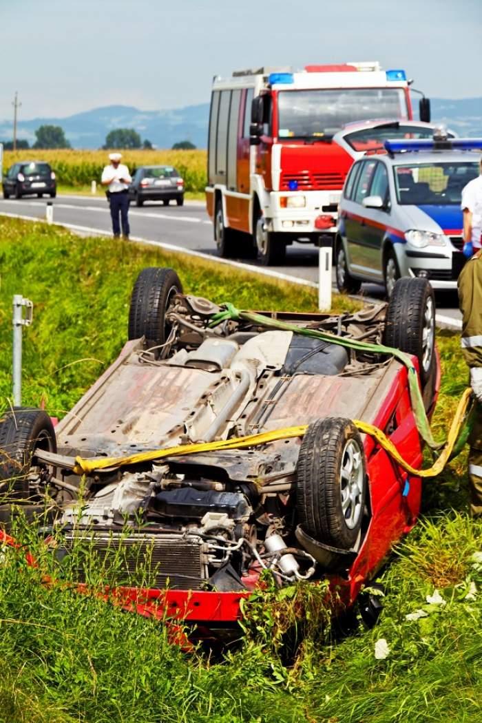 Doi români au murit într-un accident în Bulgaria