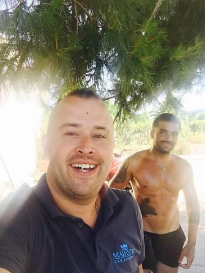 """FOTO / Un fost concurent de la """"Mireasă pentru fiul meu"""", alături de o celebră ispită de la """"Insula iubirii"""". Fanii s-au isterizat când au văzut"""