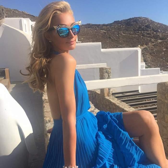 VIDEO / Dressing cât o casă! Paris Hilton are sute de haine, dar stai să vezi încălţămintea!