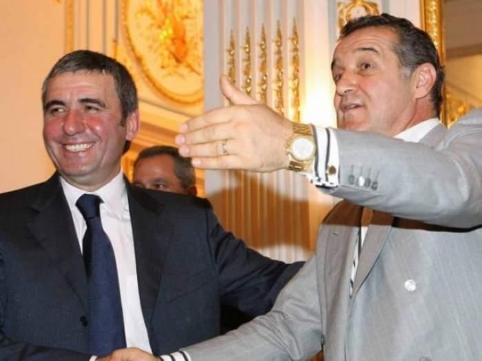 Gigi Becali şi Gică Hagi pun la cale afacerea anului! La mijloc sunt o groază de bani!
