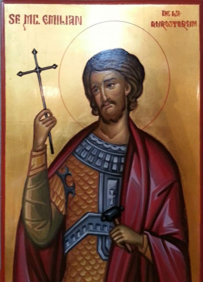 Sărbătoare mare în calendarul ortodox! Mii de români poartă numele acestui sfânt