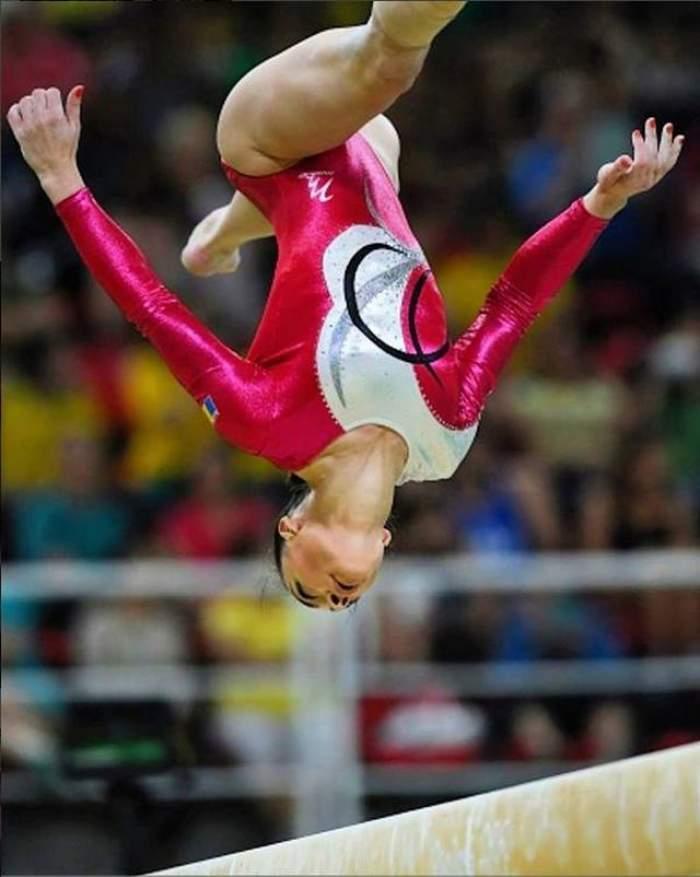 Ce a apărut pe pagina de Facebook a Cătăinei Ponor la scurt timp după ce s-a calificat în finala Olimpiadei de la Rio! Mesajul gimnastei te va face să lăcrimezi