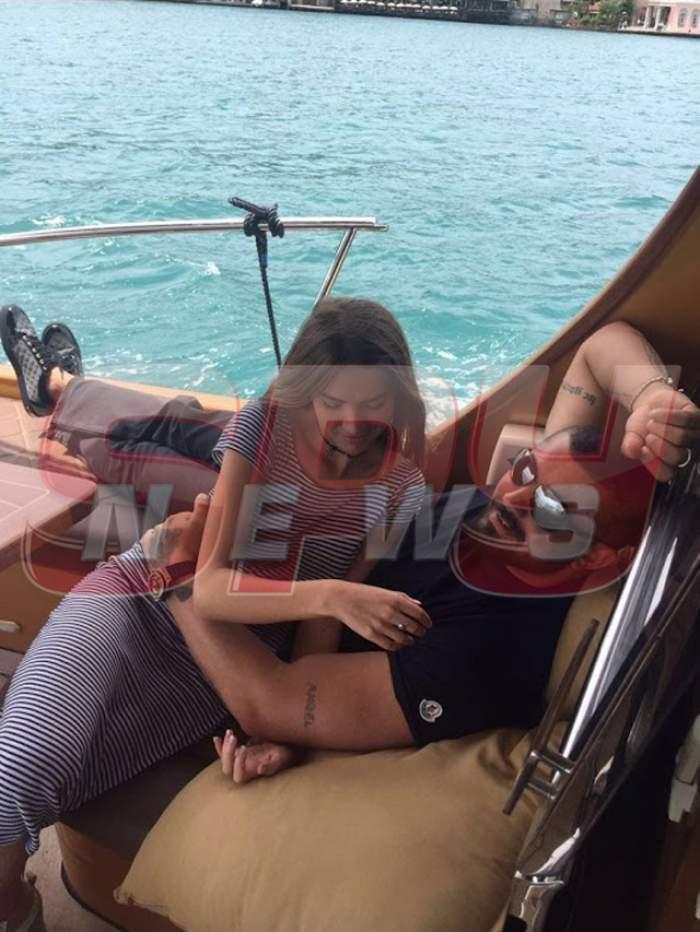 """Otilia """"Bilionera"""" nu se mai poate dezlipi de iubitul turc! Imagini EXCLUSIVE cu cei doi, în ipostaze tandre"""