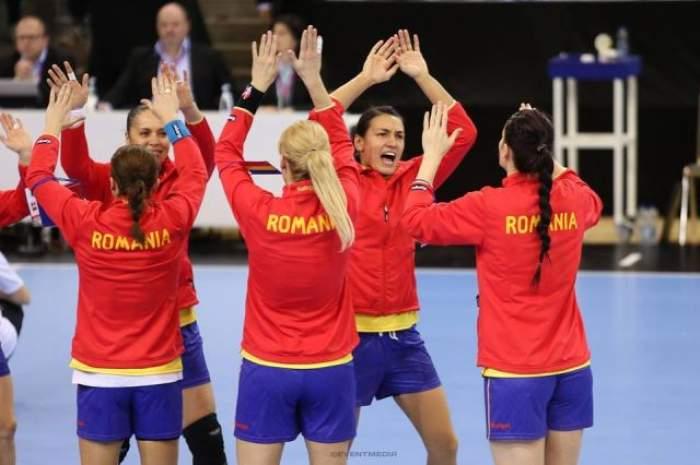 Dezastru la Jocurile de la Rio! Echipa de handbal feminin, spulberată de țara gazdă