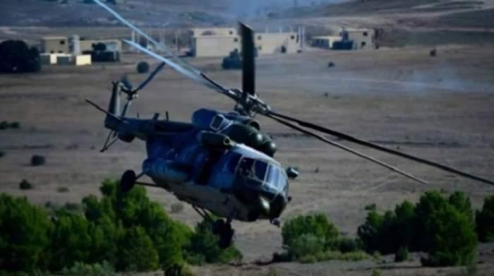 Panică la bord! Un elicopter s-a prăbușit în Marea Britanie