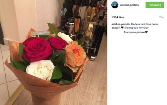 Adelina Pestrițu a ajuns în România! Ce a găsit bruneta acasă de la Speak. Asta spune tot despre relația lor