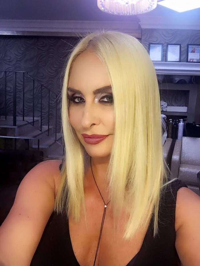 """FOTO / A făcut senzaţie cu pictoriale incendiare, iar acum s-a afişat fără machiaj! Vica Blochina, apariţia care a stârnit reacţii acide: """"Aduci cu Donatella Versace!"""""""