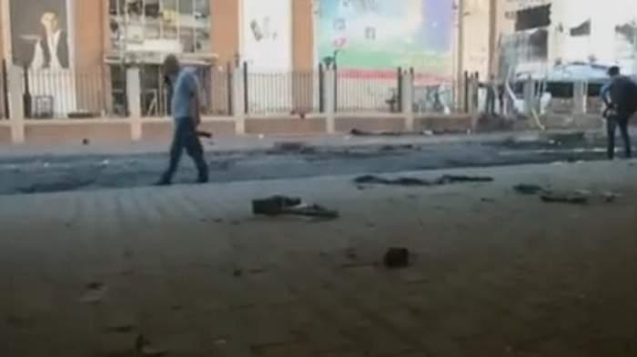 Clipe de groază în Baghdad! 12 persoane au murit în urma unor explozii! Zeci de persoane au fost rănite