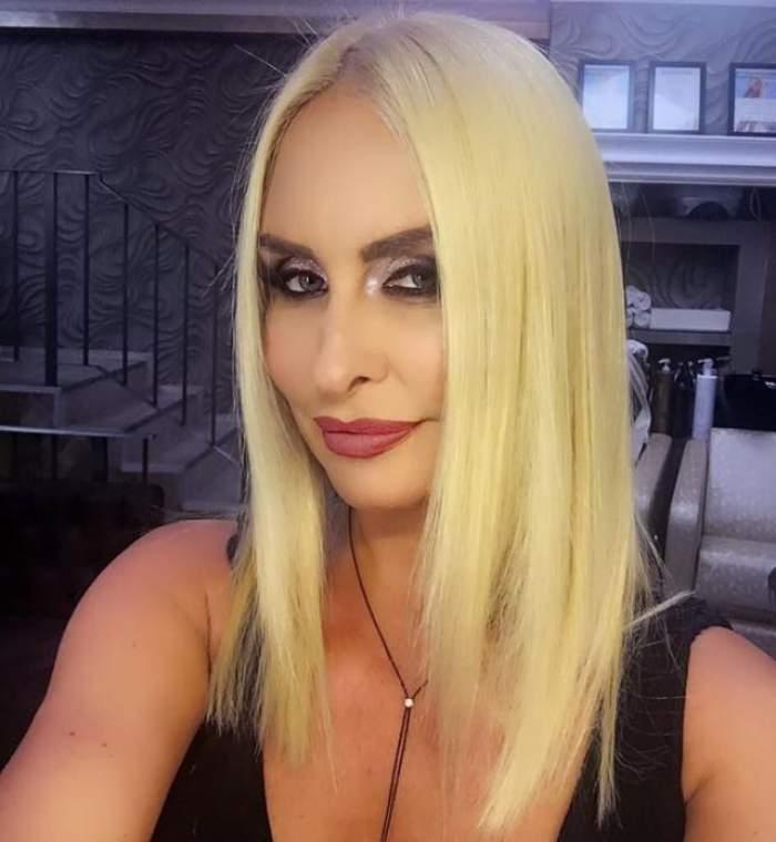 VIDEO / Vica Blochina a încins sala de dans! Ce mișcare are blonda la 41 de ani