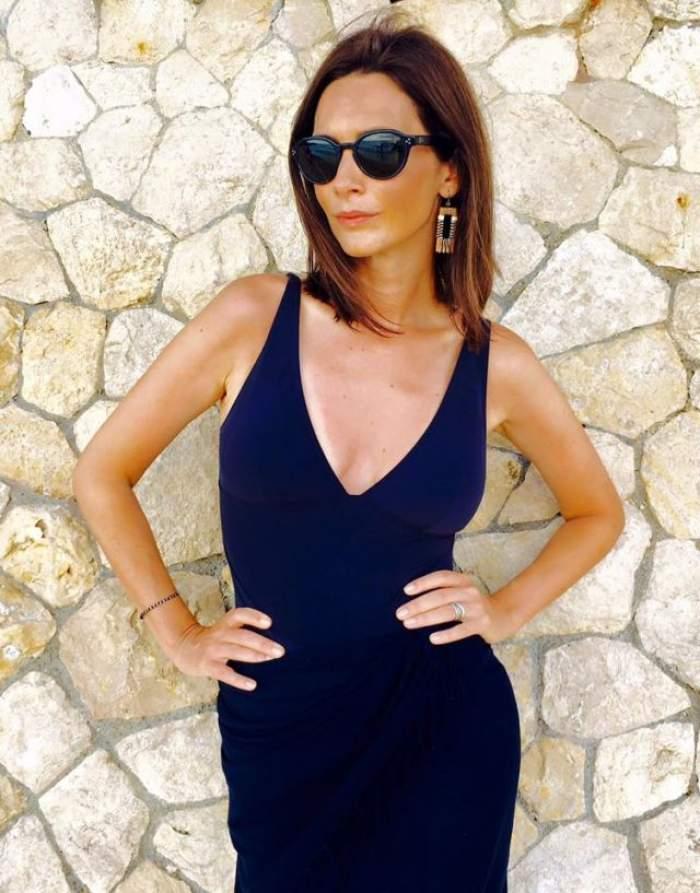 """Andreea Berecleanu, despre operațiile estetice: """"Am fost curioasă"""""""