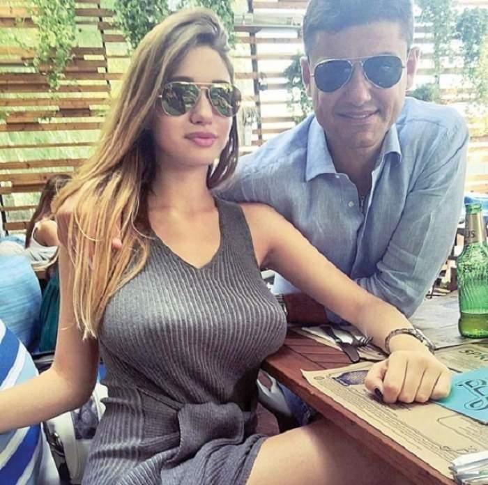 Primele declarații ale iubitei lui Boureanu după ce l-a săltat Poliția
