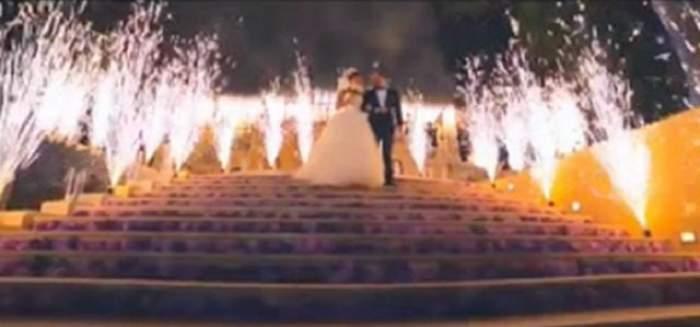 Nunta care nu a avut limite! Miliardarii lumii au organizat o petrecere de poveste pentru 1000 de invitați