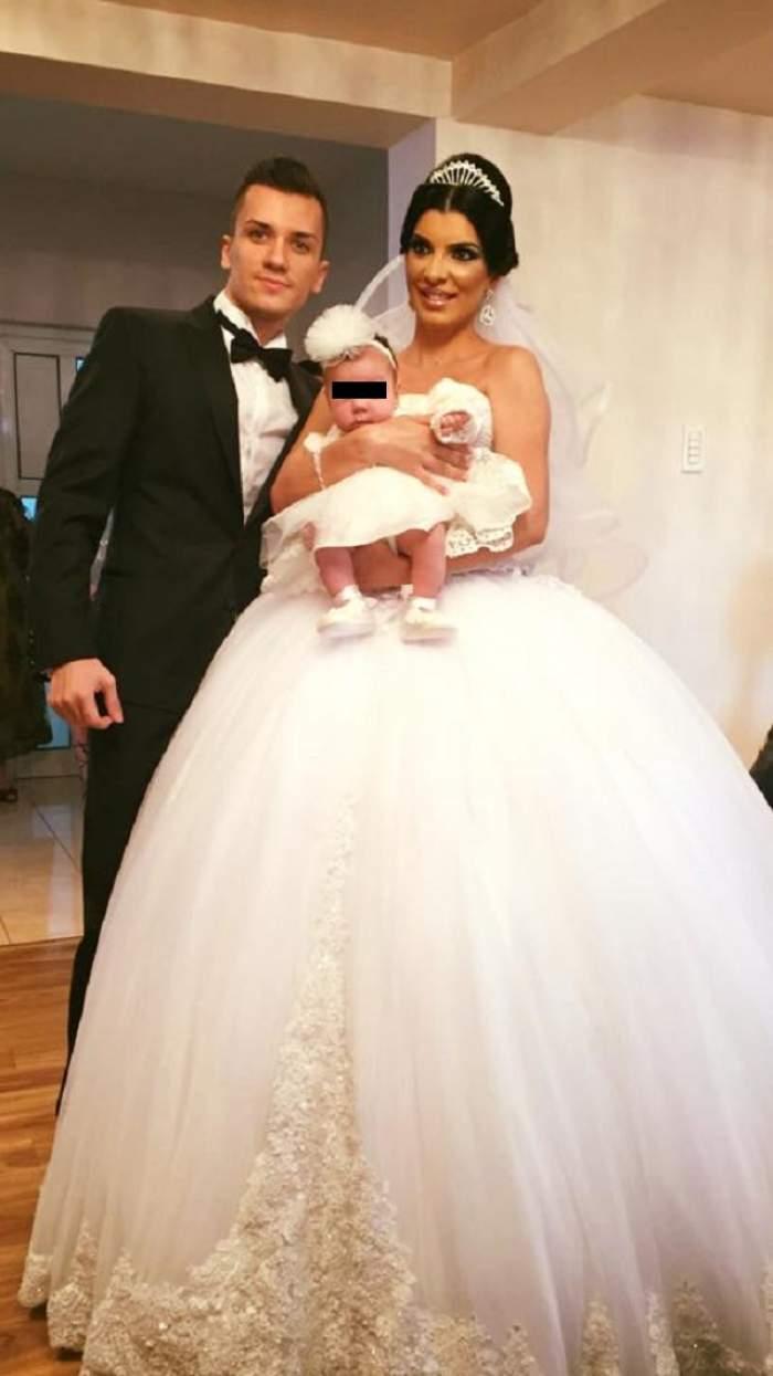 """La doar două săptămâni de la nuntă, Andreea Tonciu a făcut anunţul: """"Încă nu îmi vine să cred că..."""""""