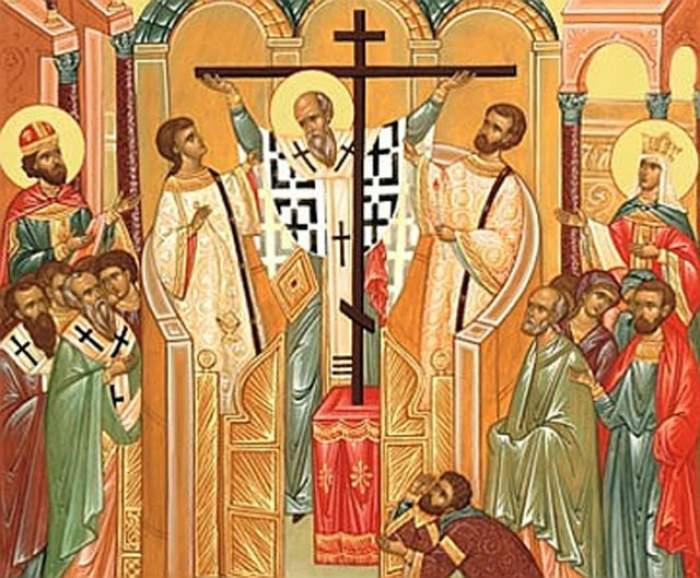 Mare sărbătoare pentru creştini! Tradiţii şi obiceiuri de Înălţarea Sfintei Cruci