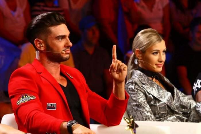 """Momente de panică la """"Next Star"""", cu Dorian Popa și Alina Eremia în rolurile principale: """"Băi, potolește-te"""""""
