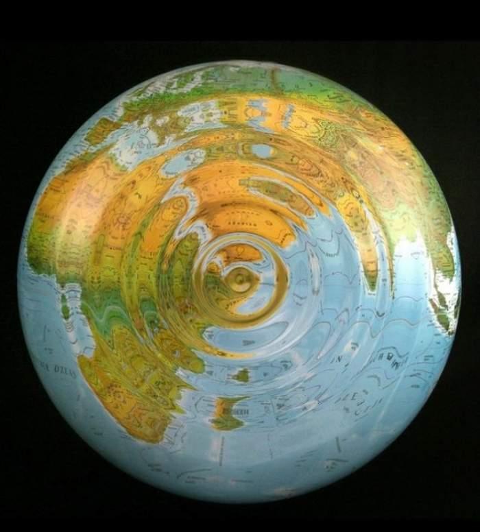 Pământul s-a cutremurat din nou azi! Seismul a avut 3.2 grade pe scara Richter