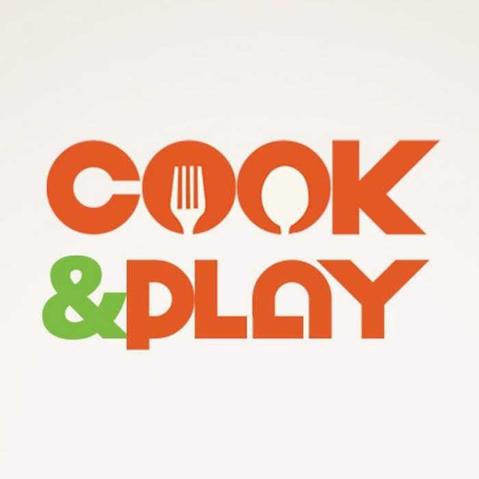"""S-a lansat """"Cook&Play"""", cel mai savuros canal AntenaPlay! Urmărește cele mai savuroase show-uri culinare 24 / 24 de ore"""