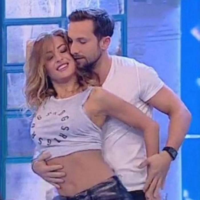 """La TV se """"iubeşte"""" cu Dani Oţil, acasă se gândeşte la măritiş cu altul! Flavia Mihăşan şi iubitul, declaraţii incendiare despre cum va fi ziua nunţii lor"""