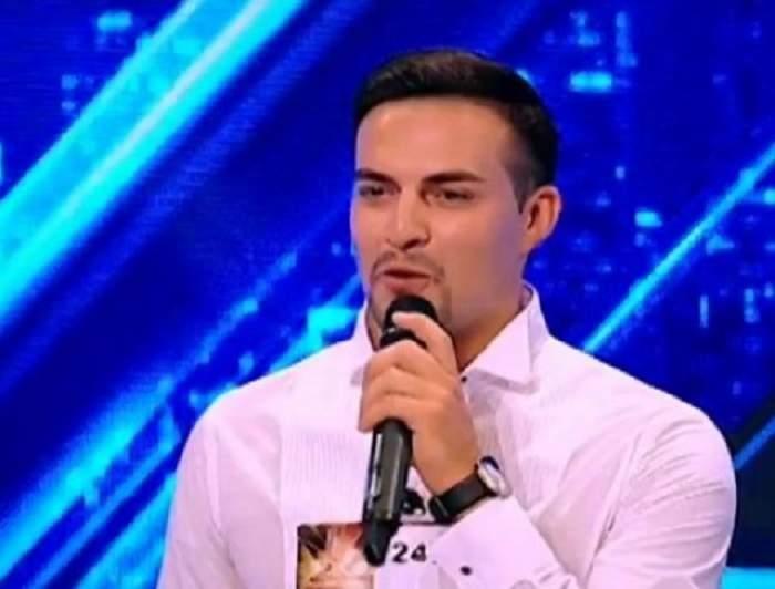 """VIDEO / Ivan a primit doi """"DA"""" de la juraţi şi a dat să plece! Ce a urmat apoi pe scena de la X-Factor l-a lăsat fără cuvinte"""