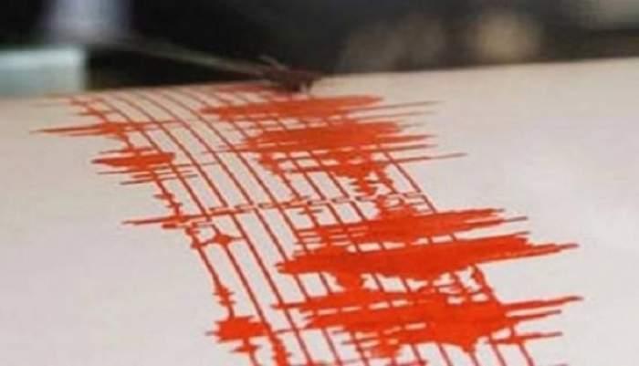 Cutremure în România! Unul dintre seisme a avut 3,2 grade
