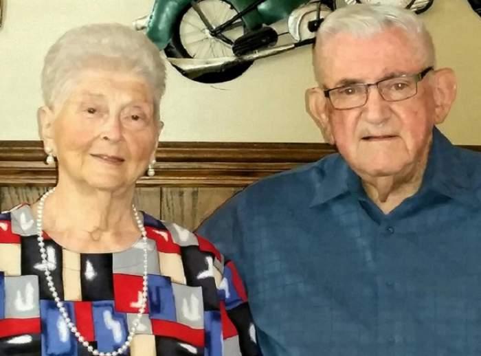 Îţi sfâşie inima! Au murit ţinându-se de mână, după 59 de ani de căsnicie! Ultimele cuvinte sunt impresionante