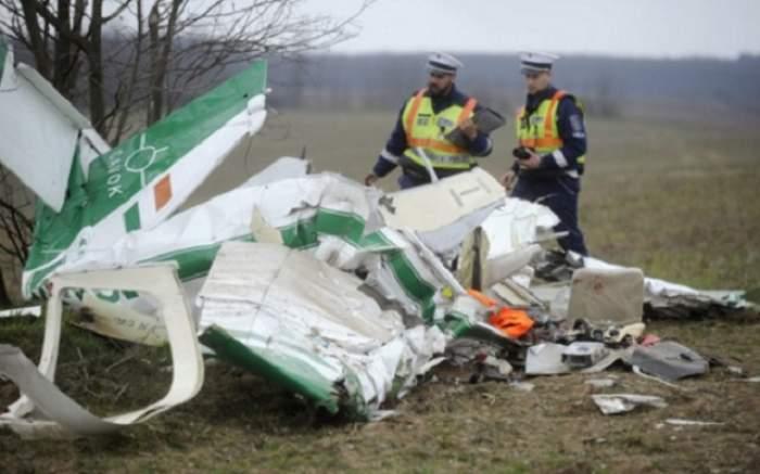 Patru morţi după coliziunea a două avioane, în zbor, în apropiere de Budapesta
