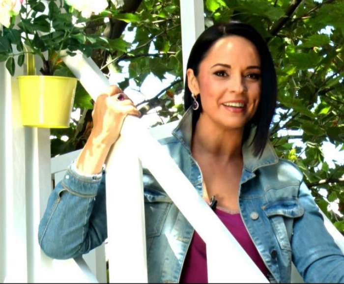 """VIDEO / Andreea Marin, dezvăluiri sincere din casa ei secretă: """"Am moştenit dragostea pentru frumos de la el"""""""