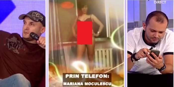 VIDEO / Imagini DE NECREZUT cu Mariana Moculescu! Cristi Marin A ARĂTAT TOT fără nicio reţinere