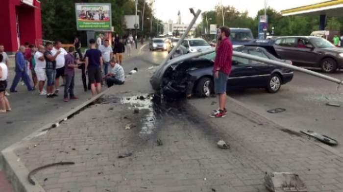 Scandalos! Reacţia unui şofer beat, după ce a ucis mama unei fete de 7 ani